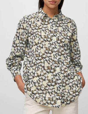 MARC O POLO sieviešu puķains krekls