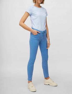 MARC O POLO sieviešu gaiši zils krekls ar īsām piedurknēm