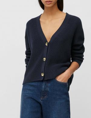 MARC O POLO sieviešu tumši zilas aizdares džemperis