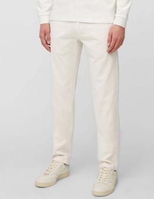 MARC O POLO vīriešu baltas kokvilnas bikses