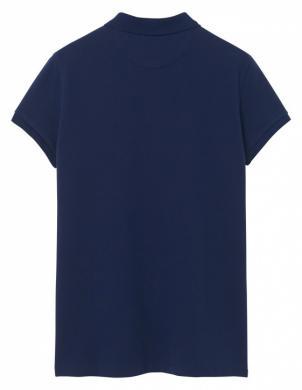 Tumši zils sieviešu krekls GANT