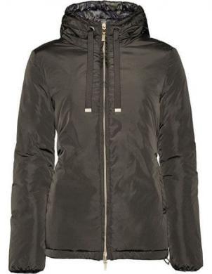 GEOX raiba/zaļa divpusīga sieviešu jaka