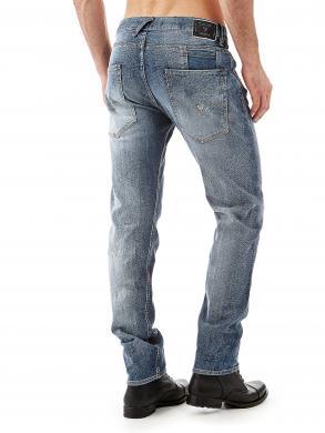 GUESS zili vīriešu džinsi