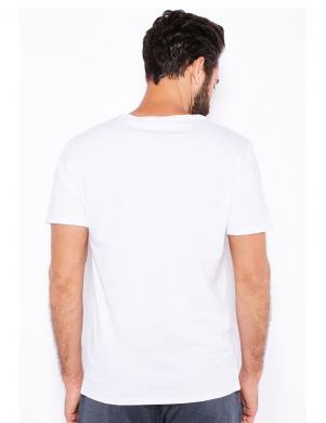Balts vīriešu krekls GUESS