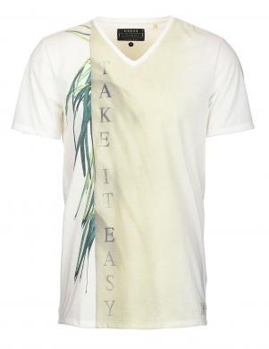 GUESS gaišs vīriešu krekls
