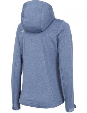 Zils sieviešu sporta džemperis SFD001 4F