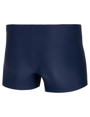 Vīriešu tumši zili peldēšanas šorti MAJM003 4F