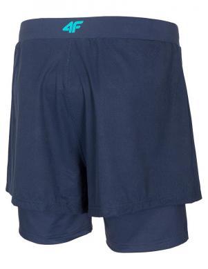 Sieviešu sporta tumši zili šorti SKDF003 4F