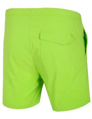Vīriešu neona peldēšanas šorti SKMT001 4F