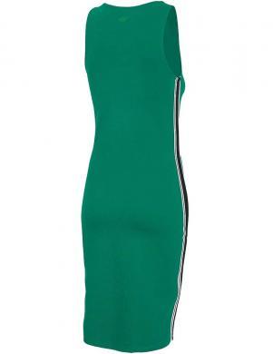 Sieviešu zaļa brīva laika kleita SUDD010 4F
