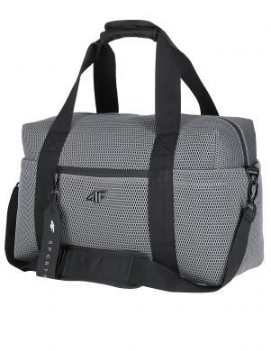 Ceļojuma pelēka sporta soma TPU005 4F