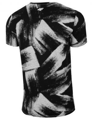 Vīriešu gaiši pelēks krekls TSM008 4F