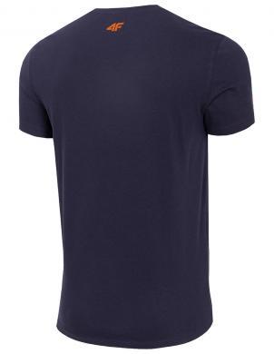 Vīriešu tumši zils krekls TSM029 4F