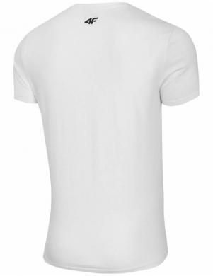 Vīriešu balts krekls TSM034 4F