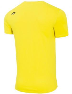 Vīriešu dzeltens krekls TSM035A 4F