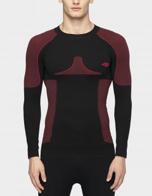 Melns vīriešu termo krekls BIMB002BG 4F