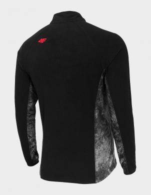 Melns vīriešu džemperis BIMP002 4F