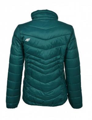 Zaļa sieviešu jaka KUDP003 4F