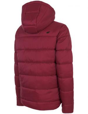 Sarkana sieviešu jaka KUDP005 4F