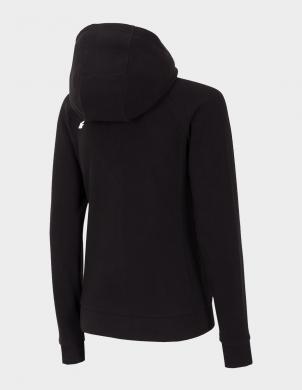 Melns sieviešu džemperis PLD003 4F