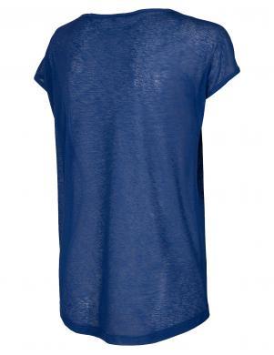 Sieviešu sporta zils krekls TSDF003 4F
