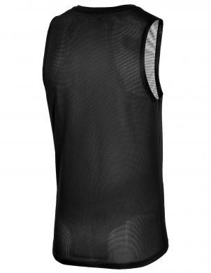 Vīriešu sporta melns krekls TSMF001 4F