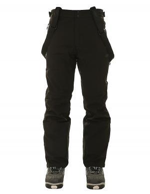 Melnas vīriešu slēpošanas bikses SPMN251 4F