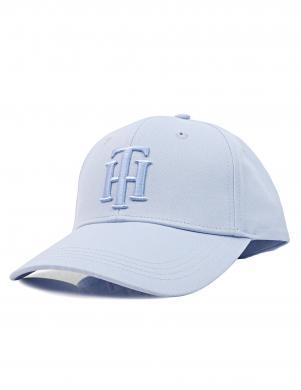 TOMMY HILFIGER gaiši zila sieviešu cepure