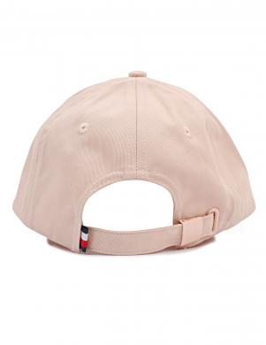 TOMMY HILFIGER gaiši rozā sieviešu cepure