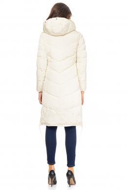 TANTRA krēmīgas krāsas sieviešu jaka