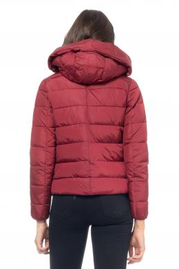 TANTRA tumši sarkana sieviešu jaka