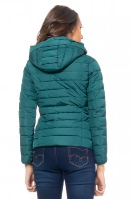 TANTRA zaļa sieviešu jaka