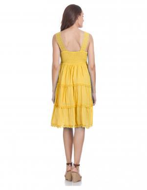 Brūna eleganta kleita DIVINE