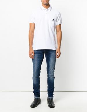 VERSACE JEANS zilas krāsas stilīgi vīriešu džinsi