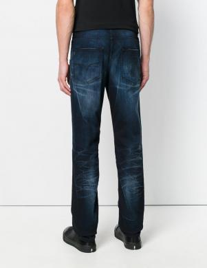 VERSACE JEANS stilīgi vīriešu zilas krāsas džinsi