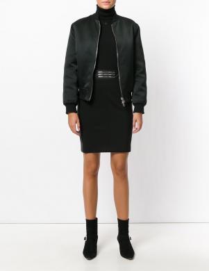 VERSACE JEANS  zīmuļformas melnas krāsas sieviešu svārki