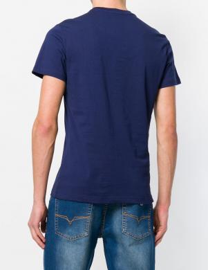 Zilas krāsas vīriešu krekls  VERSACE JEANS