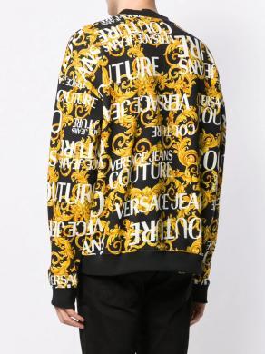 VERSACE JEANS krāsains vīriešu džemperis
