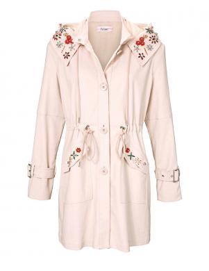 Rozā sieviešu jaka ar defektu LINEA TESINI
