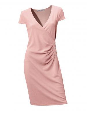 ASHLEY BROOKE eleganta sārtas krāsas sieviešu kleita