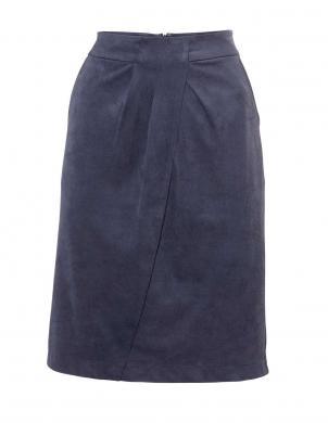 RICK CARDONA sieviešu zilas krāsas svārki