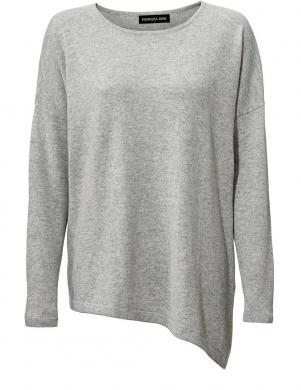 Pelēks sieviešu džemperis no kašmira PATRIZIA DINI