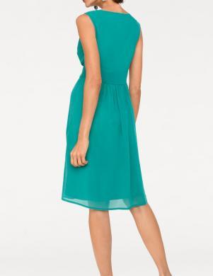 Smaragdu krāsas kokteiļu kleita ASHLEY BROOKE