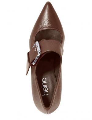 Brūni sieviešu apavi HEINE