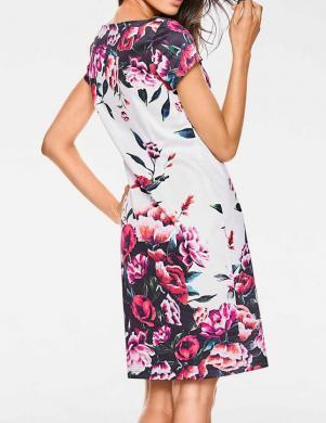 Krāsaina stilīga kleita ASHLEY BROOKE