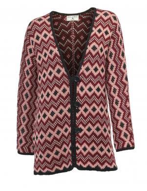 RICK CARDONA krāsains skaists sieviešu džemperis
