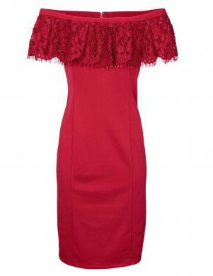Sarkana skaista kleita ASHLEY BROOKE