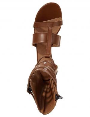 Brūnas stilīgas sieviešu sandales HEINE