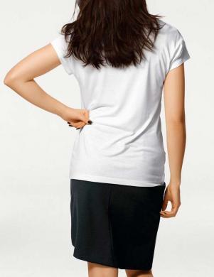 Balts krekls ar spīdumiem priekšā RICK CARDONA