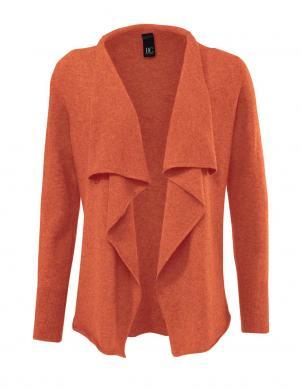 HEINE - BEST CONNECTIONS sieviešu oranžas krāsas kardigans no kašmira